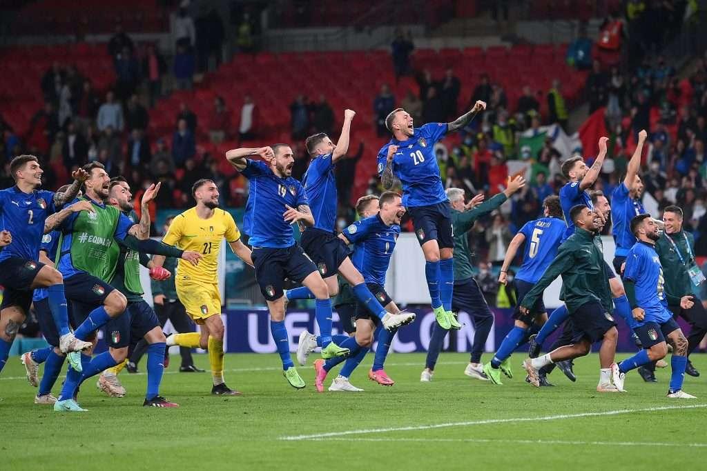 Italia - Anglia / Campionatul European 2020 / 11.07.2021