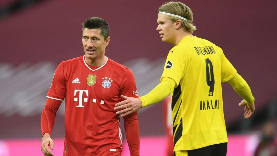 Dortmund - Bayern - 17.08.2021