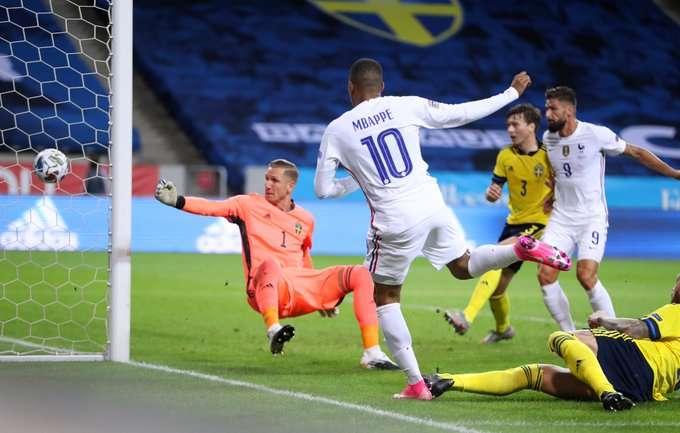 Spania - Franta / UEFA Nations League - 10.10.2021